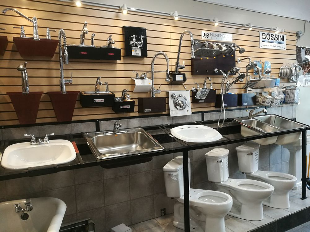 With over 40 Years in Business - We Must be Doing Something Right! | Two sinks